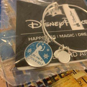 Disney Princess® Elsa Be True to Yourself bangle.